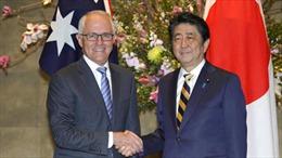 Australia và Nhật Bản cam kết sớm ký CPTPP