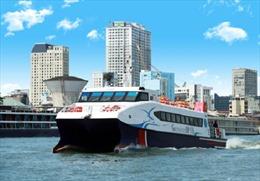 Sắp có tuyến tàu thủy cao tốc từ TP Hồ Chí Minh đi Cần Giờ, Vũng Tàu