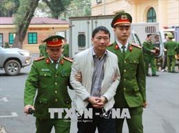 Xét xử Trịnh Xuân Thanh và đồng phạm: Các bị cáo tới tòa nghe tuyên án