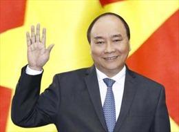Thủ tướng lên đường tham dự Hội nghị Cấp cao Ủy hội sông Mê Công quốc tế