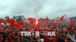 Hàng triệu người hâm mộ cả nước gọi tên U23 Việt Nam