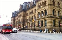Hà Nội học hỏi mô hình thành phố thông minh của Canada