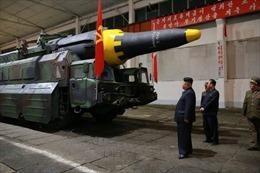 Triều Tiên tuyên bố không đàm phán từ bỏ vũ khí hạt nhân