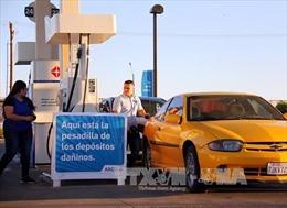Giá dầu Brent lập đỉnh trong 27 tháng