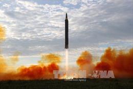 Mỹ xem xét 2 chiến lược đánh chặn tên lửa Triều Tiên