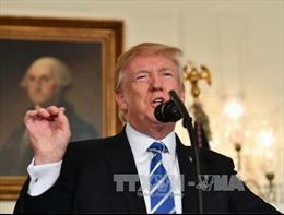 Tổng thống Trump cảnh báo các đồng minh có thể trở thành kẻ thù của Mỹ
