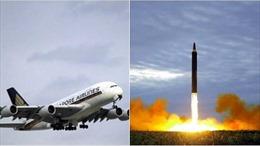 Không phận Triều Tiên có thể trở thành vùng cấm bay