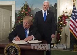 Triều Tiên phản đối quyết định của Mỹ về Jerusalem