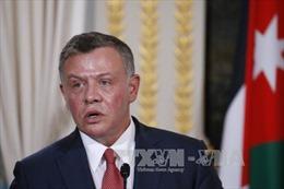 Quốc vương Jordan nhấn mạnh vai trò của Mỹ trong tiến trình hòa bình Trung Đông