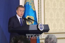 Tổng thống Hàn Quốc: Còn quá sớm để bàn về hội nghị thượng đỉnh liên Triều