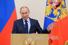 OSCE cử 111 quan sát viên tới giám sát bầu cử Tổng thống Nga
