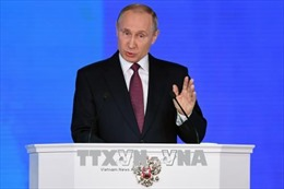 Cương lĩnh hành động vì tương lai nước Nga