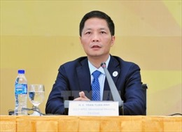 Bộ trưởng Trần Tuấn Anh: Lấy sức ép cạnh tranh là động lực phát triển