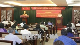 TP Hồ Chí Minh: Trên 37.000 cán bộ công chức kê khai thu nhập nhưng không có xử lý nào
