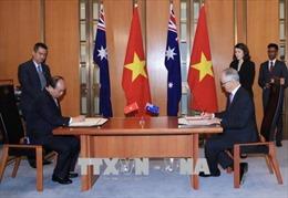 Toàn văn Tuyên bố chung về thiết lập Đối tác Chiến lược giữa Việt Nam và Australia