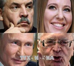 Bầu cử Tổng thống Nga 2018: Các điểm bỏ phiếu vùng cực Đông bắt đầu đón cử tri