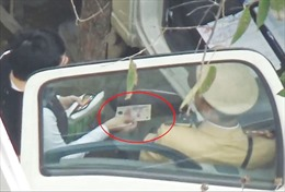 Điều tra vụ Cảnh sát Giao thông Hà Nội nghi nhận tiền của người vi phạm