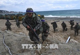 Đàm phán nếu thiện chí, Mỹ sẽ chấm dứt tập trận với Hàn Quốc