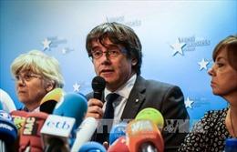 Đức: Cựu Thủ hiến Catalonia nộp tiền bảo lãnh để tại ngoại
