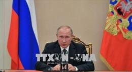 Tổng thống Putin cảnh báo 'mưu toan' của NATO sát biên giới Nga