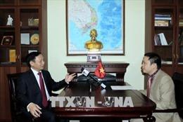 Độ tin cậy chính trị cao tạo xung lực lớn thúc đẩy phát triển quan hệ Việt Nam - Nga