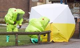 Đã xác định chính xác loại chất hạ độc cựu điệp viên Skripal