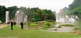 Cơ hội mới cho Công viên địa chất toàn cầu Non nước Cao Bằng