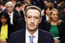 Những câu hỏi 'trên trời' trong phiên chất vấn ông chủ Facebook