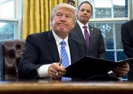 Đây là lý do khiến Tổng thống Trump tính quay lại TPP
