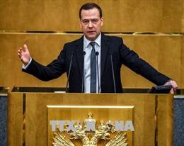 Thủ tướng Nga cam kết bảo vệ nền kinh tế trước các biện pháp trừng phạt của phương Tây
