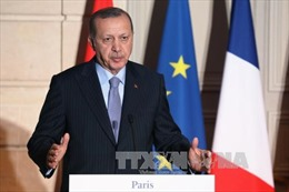 EC khẳng định Thổ Nhĩ Kỳ chưa đáp ứng các điều kiện gia nhập EU