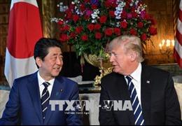 Nhật Bản, Mỹ nhất trí khởi động đàm phán FTA