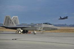 Tiêm kích tàng hình F-22 của Mỹ làm được gì trong đòn không kích Syria?