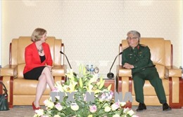 Tìm biện pháp mở rộng hợp tác quốc phòng Việt Nam - New Zealand