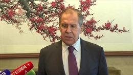 Ngoại trưởng Nga nhận định kế hoạch lâu dài của Mỹ ở Syria