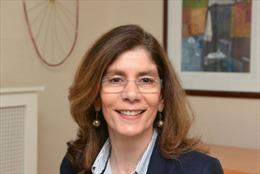 Nữ giáo sư Mỹ trở thành nhà kinh tế trưởng mới của WB