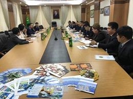 Thúc đẩy hợp tác giữa Việt Nam với CH Turkmenistan