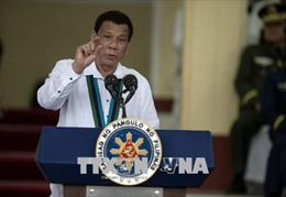 Tổng thống R.Duterte: Philippines sẽ theo đuổi không ngừng cuộc chiến chống ma túy
