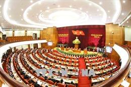 Phiên bế mạc Hội nghị lần thứ bảy Ban Chấp hành Trung ương Đảng khóa XII