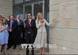 Mỹ mở cửa Đại sứ quán tại Jerusalem
