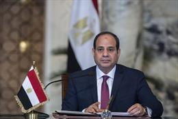 Tổng thống Ai Cập cảnh báo hậu quả của việc chuyển Đại sứ quán Mỹ tới Jerusalem