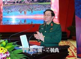 Góp phần lan tỏa tư tưởng của Hồ Chí Minh tới nhân dân địa bàn đóng quân
