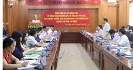 Cao Bằng tăng cường giao lưu hữu nghị và hợp tác quốc tế