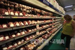 Brazil sắp tái xuất khẩu thịt lợn sang thị trường Hàn Quốc