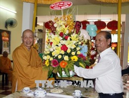 Mừng Đại lễ Phật đản năm 2018 - Phật lịch 2562