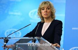 Nga phản đối lệnh trừng phạt đơn phương của Mỹ - Iran tuyên bố kiên quyết chống chính sách gây sức ép của Washington