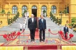 Chủ tịch nước: Việt Nam rất tự hào có một người bạn, một đối tác như Australia