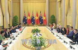 Củng cố hơn nữa tin cậy chính trị và lòng tin chiến lược Việt Nam- Australia