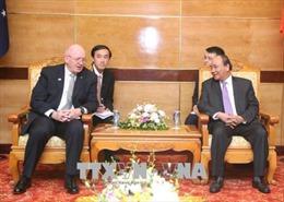 Thúc đẩy quan hệ song phương giữa Việt Nam - Australia