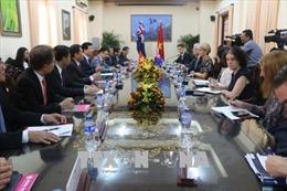 Đánh giá cao Australia tiếp tục dành ưu tiên về ODA cho Việt Nam